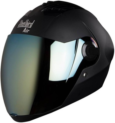 Steelbird AIR SBA-2-Matt Motorbike Helmet