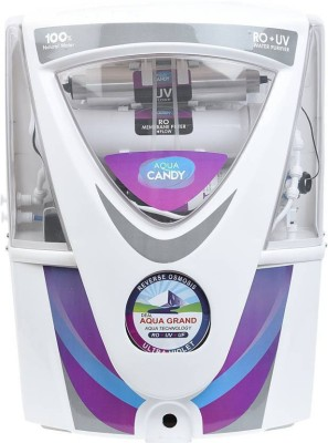 Aquagrand CANDY 17 L RO + UV + UF + TDS Water Purifier