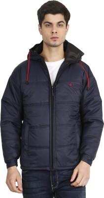 Ojass Full Sleeve Solid Men Jacket