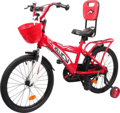 Hollicy SIGMA 20 INCH KIDS BICYCLE - WHITE/RED 20 T Recreation Cycle