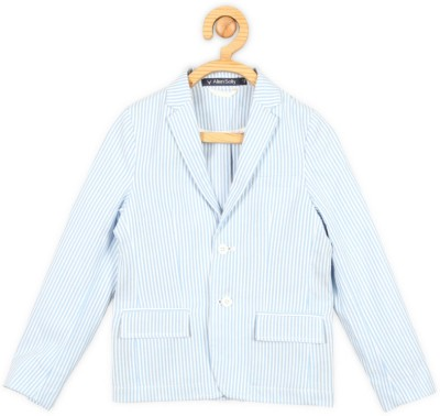 Allen Solly Full Sleeve Striped Boys Jacket