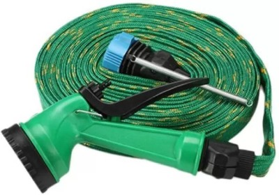 Lagom Multifunctional Water Spray Gun 10 Mtr Hose For Car Wash/Vehicle Cleaning Ultra High Pressure Washer (car washer) High Pressure Washer