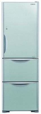 Hitachi 342 L Frost Free Triple Door Refrigerator