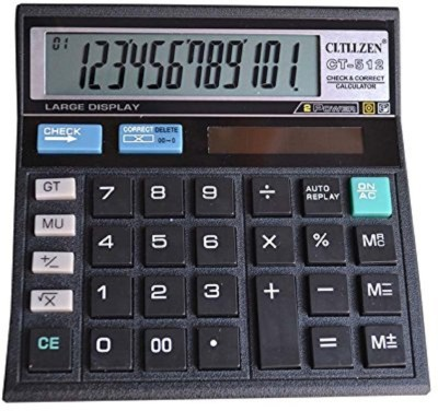 blutech 2246616111 Basic  Calculator