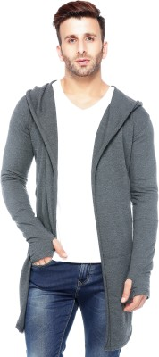 Tinted Full Sleeve Solid Men's Jacket