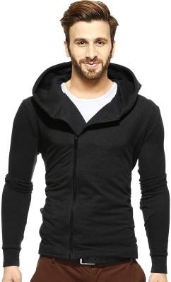 Tripr Full Sleeve Solid Men Sweatshirt