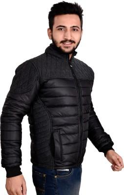 Ico Blue Star Full Sleeve Solid Men Jacket