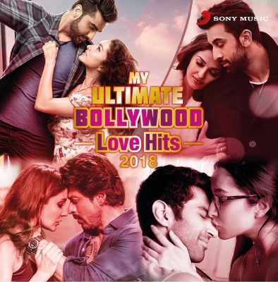 My Ultimate Bollywood Love Hits 2018 Audio CD Standard Edition