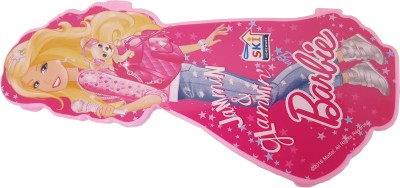 ski jamnin & glamnin barbie Art Plastic Pencil Box