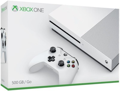 Microsoft XBOX ONE S CONSOLE 500 GB with NO