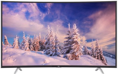 TCL 121.9cm (48 inch) Full HD Curved LED Smart TV