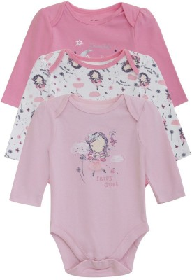 Mini Klub Baby Girls Multicolor Bodysuit