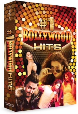 MUSIC CARD # 1 BOLLYWOOD HITS Pendrive Standard Edition
