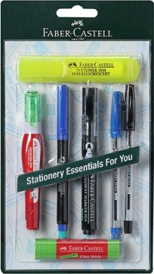 Faber-Castell Home & Office Stationery Kit