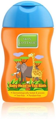 Skin Cottage Baby Head to Toe Bath (Mild)l