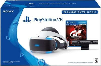Sony Ps4 VR and Camera Bundle with Gran Turismo  Motion Controller