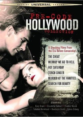 PRE CODE HOLLYWOOD COLLECTION