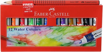 Faber-Castell 12 Student Water Colour