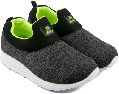 Asian Boys & Girls Slip on Running Shoes