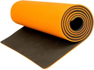 Aerolite Double Colour Mat Multicolor 10 mm Yoga Mat