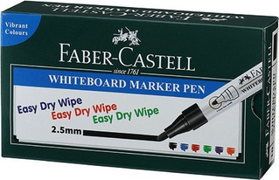 Faber-Castell Whiteboard Marker Black Box