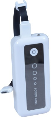 OMNITEX 6000 mAh Power Bank (TARKWIN, FAST CHARGE PORTABLE BATTERY CHARGER)