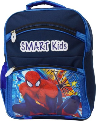 Tinytot Spiderman Waterproof School Bag