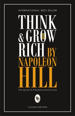 Think & Grow Rich : Magic Formula for Success, Wealth and Wisdom