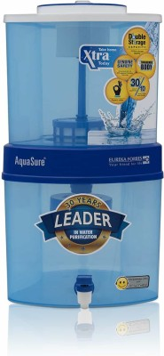 Eureka Forbes Aquasure Xtra Tuff 15 L Gravity Based Water Purifier