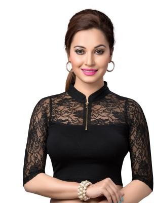 Ishin Halter Neck Women Stitched Blouse