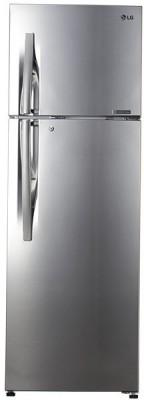 LG 335 L Frost Free Double Door 4 Star Refrigerator
