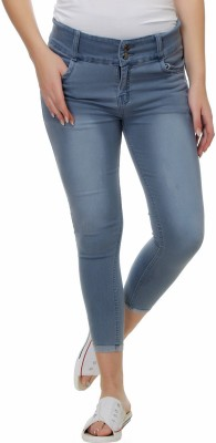 Broadstar Slim Women Grey Jeans
