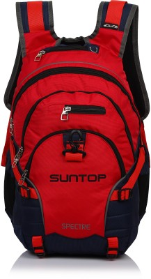 Suntop Spectre (with Waterproof Raincover) 35 L Laptop Backpack