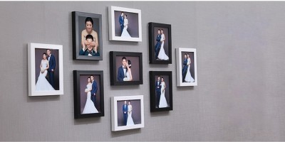 WollWoll Polymer Photo Frame