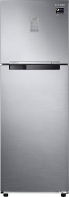 Samsung 275 L Frost Free Double Door 3 Star Refrigerator