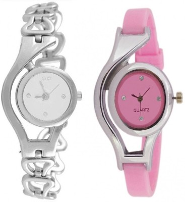 IIK Collection combo Analog Watch  - For Girls