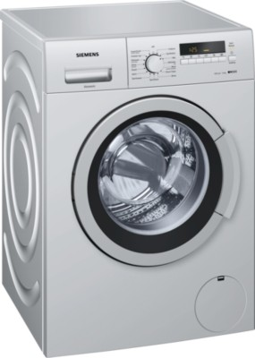 Siemens 7 kg Fully Automatic Front Load Washing Machine Grey