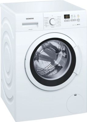 Siemens 7 kg Fully Automatic Front Load Washing Machine White