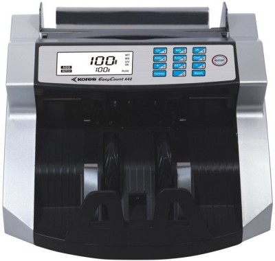 swaggers Kores latest currency counting machine for new notes 50,200,500,2000 Note Counting Machine