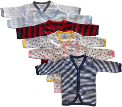 NammaBaby Boy's & Girl's Printed Cotton T Shirt