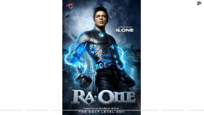 raone-shahrukha-movie-bollywood-full-movies Wall Poster Paper Print