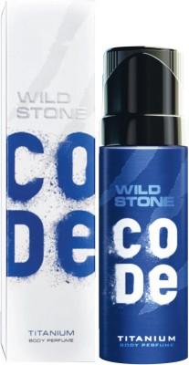 Wild Stone Code Titanium Body Spray  -  For Men