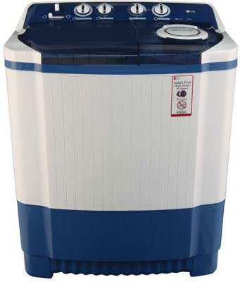 LG 8 kg Semi Automatic Top Load Washing Machine Blue