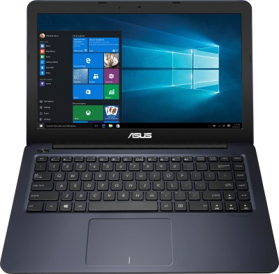 Asus EeeBook APU Quad Core E2 - (4 GB/500 GB HDD/Windows 10 Home) E402WA-GA001T Laptop