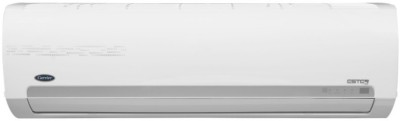 Carrier 1 Ton 3 Star BEE Rating 2018 Split AC  - White