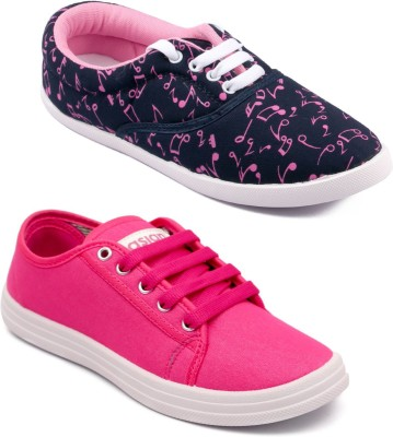 Asian women's casual shoes combo pack of 2 For Women