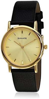 Sonata NH7987YL01CJ Analog Watch  - For Men