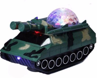 AR Enterprises Army Tank Car for kids