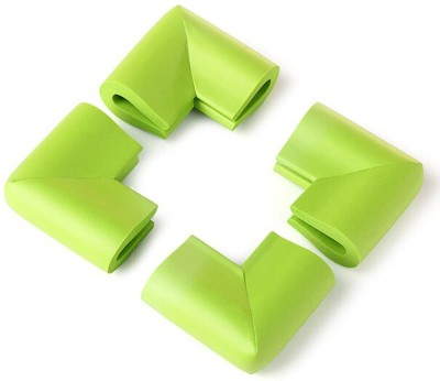 RKPM Pack Of 12 Green Baby Safety Corner Edge Cushions Guard Protectors