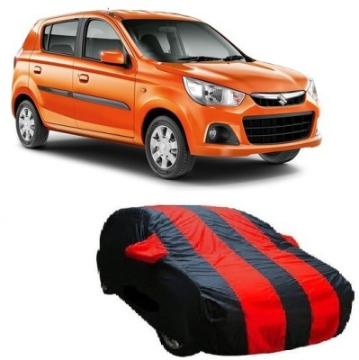 Bombax Car Cover For Maruti Suzuki Alto K10 (With Mirror Pockets)